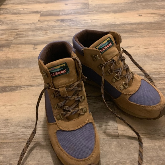 Ll Bean Womens Katahdin Hiking Boots